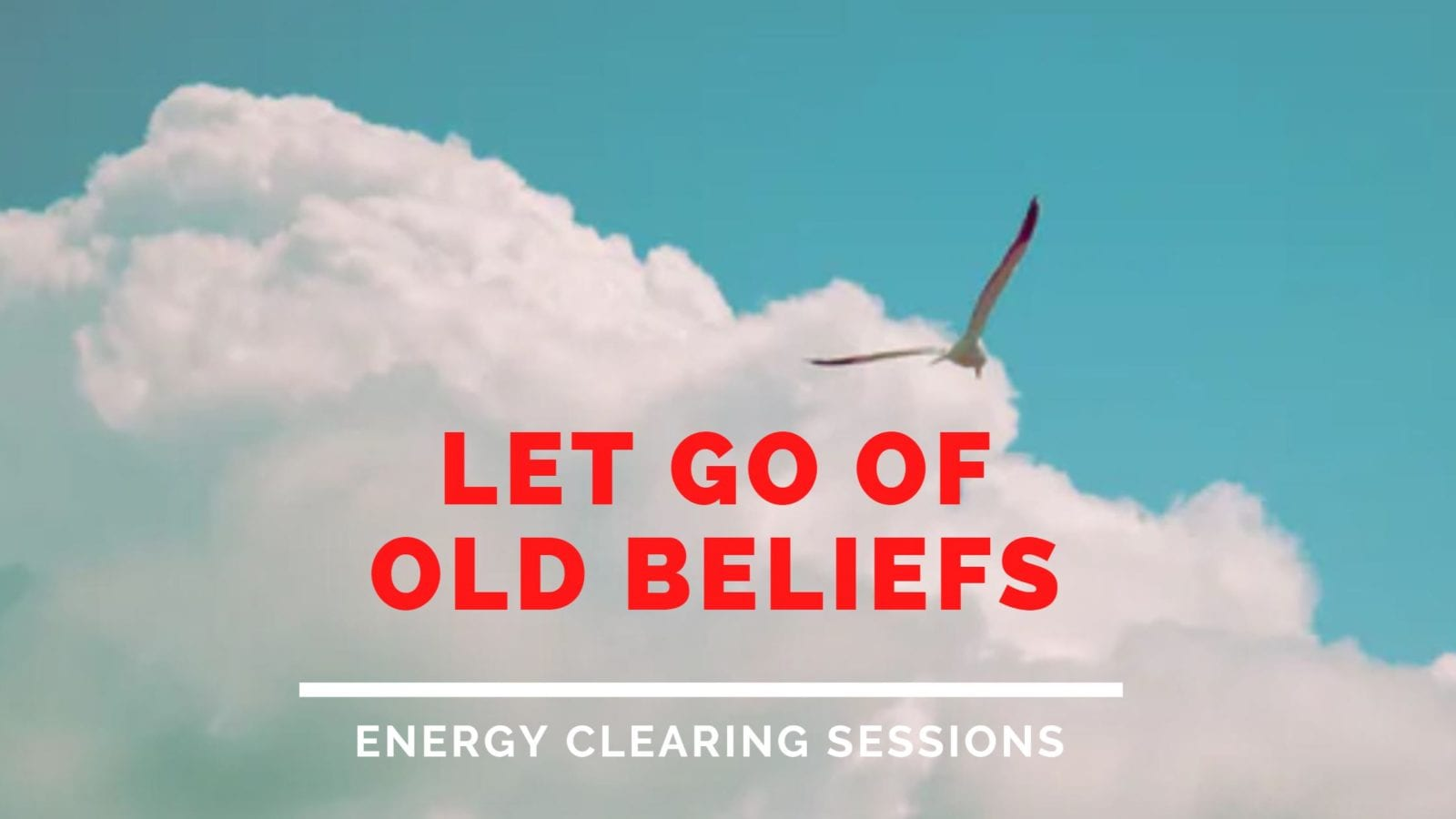 Energy Clearing for Limiting Beliefs